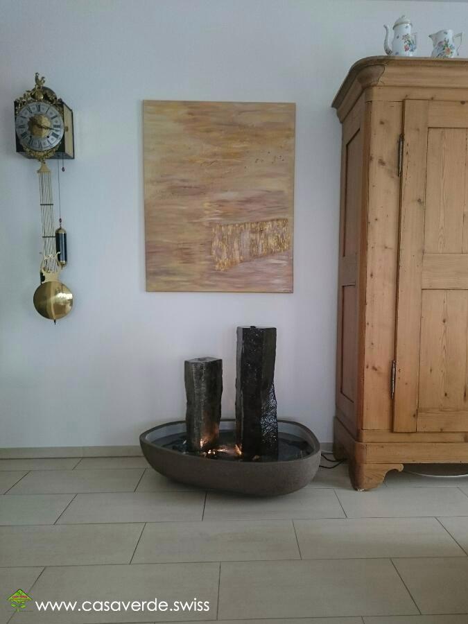 casa verde innen aussenbegr nung ag zimmerbrunnen. Black Bedroom Furniture Sets. Home Design Ideas