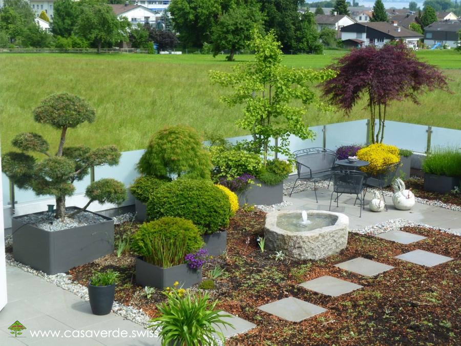 casa verde innen aussenbegr nung ag terrassenbegr nungen vorher nachher bildergalerie. Black Bedroom Furniture Sets. Home Design Ideas