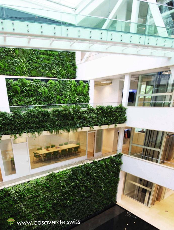casa verde innen aussenbegr nung ag eine idee wird realit t vertikalbegr nung. Black Bedroom Furniture Sets. Home Design Ideas